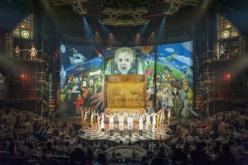 JOYÀ De Cirque Du Soleil Vidanta Riviera Maya