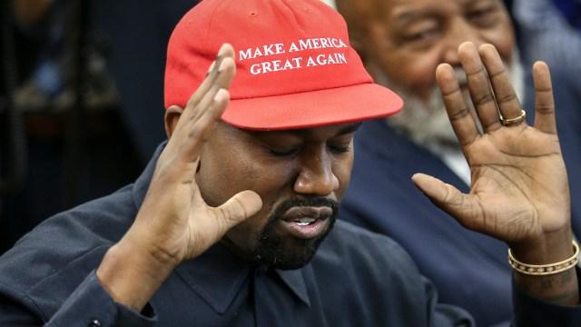 Se burlan de Kanye West en redes sociales por aspirar a la presidencia de EE.UU.