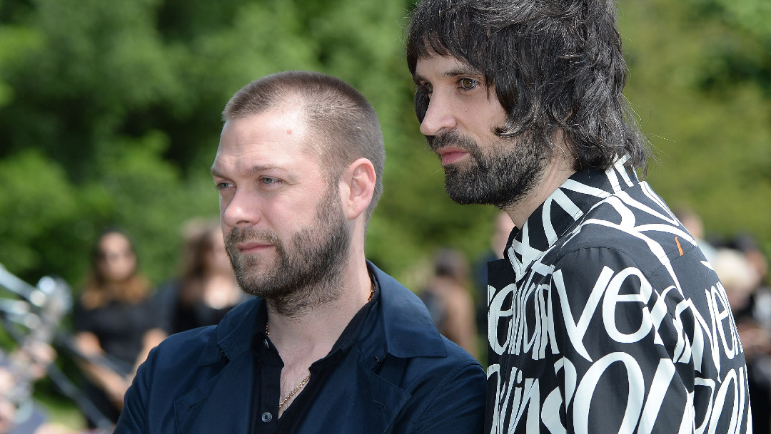 Tom Meighan, Serge Pizzorno, Kasabian