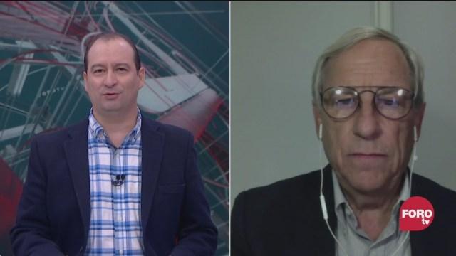 Mario Campos y Enrique Cárdenas de Signos Vitales analzian el informe 'La pandemia de COVID-19 en México: la dimensión de la tragedia
