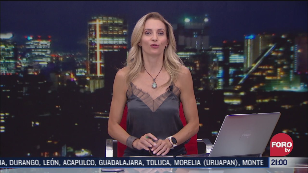Las Noticias Ana Francisca Vega Programa Completo Forotv 28 Julio 2020