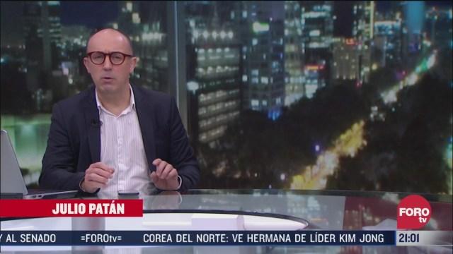 Hora 21, con Julio Patán: Programa del 9 de julio de 2020