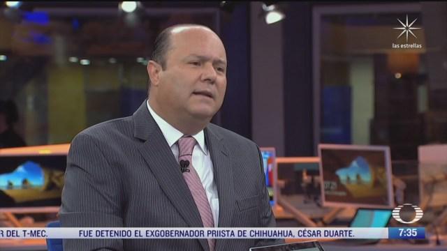 los antecedentes de cesar duarte exgobernador de chihuahua
