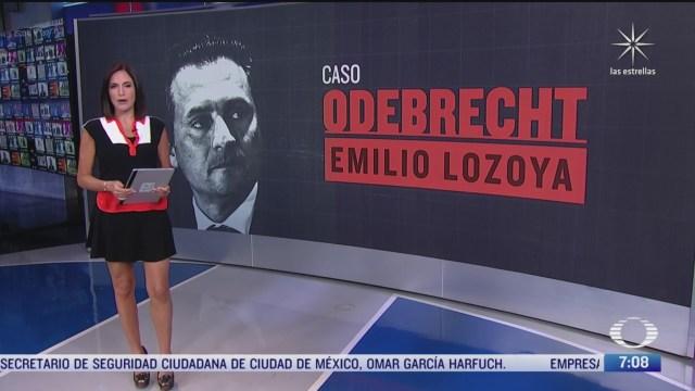 lozoya y el caso odebrecht