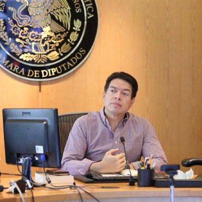 Mario Delgado califica como prudente Paquete Económico 2021