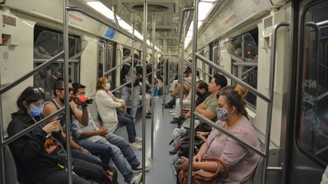 Metro CDMX COVID-19