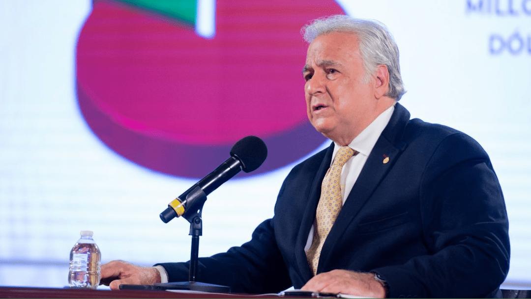 Tren Maya es autofinanciable: Miguel Torruco, secretario de Turismo
