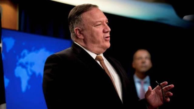 Mike Pompeo, secretario de Estado de EEUU, descalificó la investigación que expertos de la OMS llevan a cabo en China sobre los orígenes del nuevo coronavirus