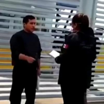 'El Mochomo' fue detenido luego de ser liberado