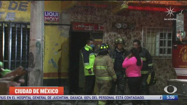 mueren animales durante incendio en una casa de la gam en cdmx