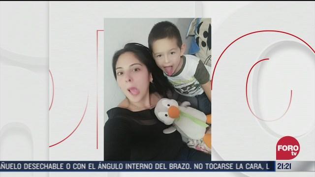 mujer supera al covid 19 pero ahora sufre calvario por no saber nada de su hijo