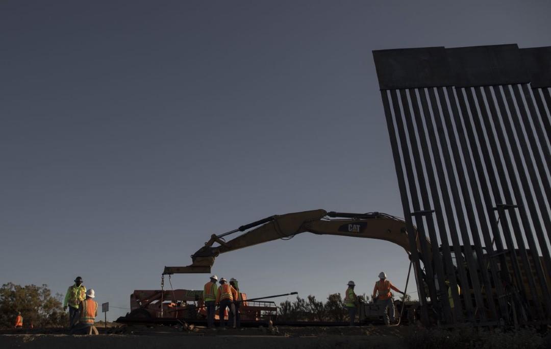 Corte-Suprema-de-EEUU-rechaza-bloquear-muro-de-Trump