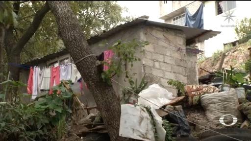 casa donde asesinaron a 5 mujeres en Nicolás Romero, tres eran niñas