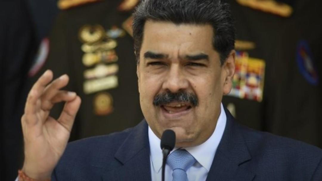 Nicolás Maduro, presidente de Venezuela; Juez niega a Venezuela acceso al oro en Banco de Inglaterra