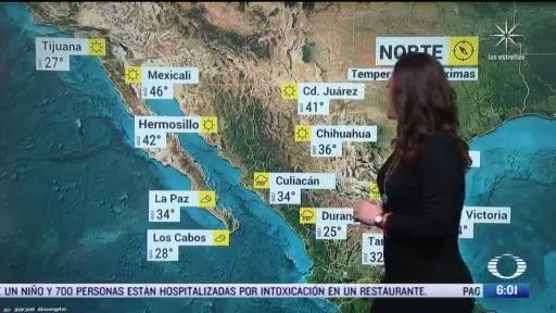 ondas tropicales provocaran lluvias en gran parte de mexico