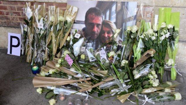 Chofer de Autobús Asesinado por Pasajeros, Foto