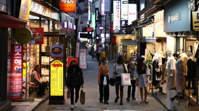 Corea del Sur reporta su mayor número de casos importados de COVID-19