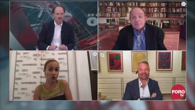 Javier Tello, Héctor Aguilar Camín, Jorge Castañeda y Valeria Moy analizan ala reunión de AMLO con Donald Trump