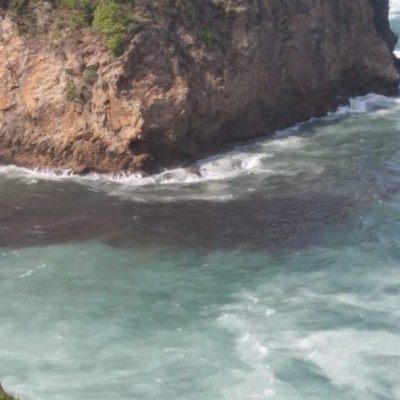 Captan segundo derrame de aguas negras en playas de Acapulco