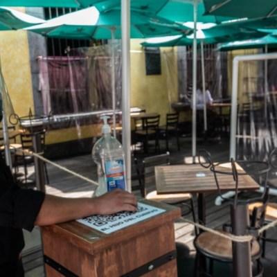 Restaurantes de CDMX ampliarán horario la próxima semana