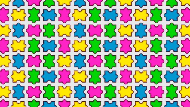 Reto visual: Solo hay 3 piezas del rompecabezas que no encajan, ¿puedes encontrarlas?