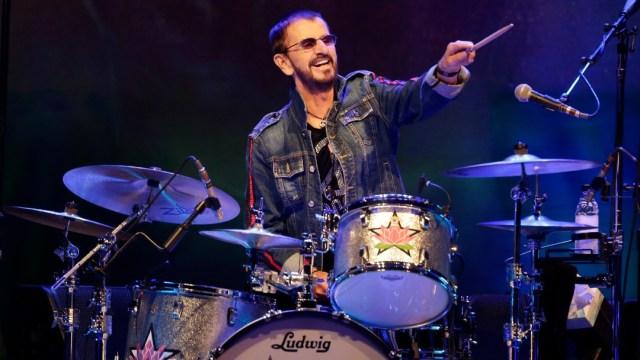 Ringo Starr festeja con concierto virtual sus 80 años en plena pandemia