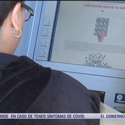 Se incrementan robos en cajeros automáticos en la CDMX