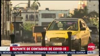 FOTO: 26 de julio 2020, se registra repunte de casos de covid 19 en cuba