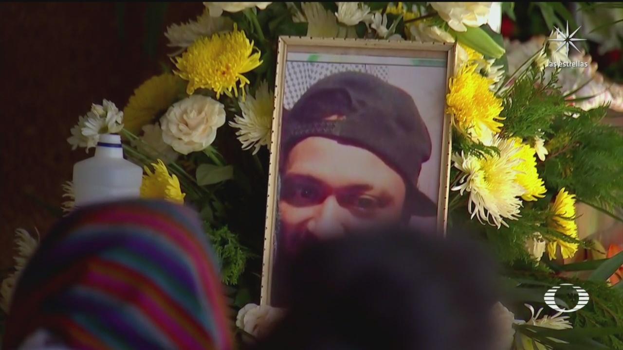 sepultan a las victimas del ataque a centro de rehabilitacion en irapuato