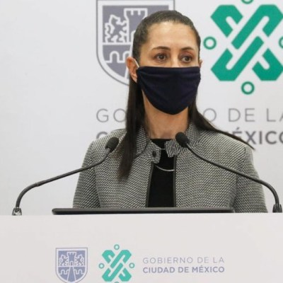 Sheinbaum donará su aguinaldo para atender pandemia de COVID-19 en CDMX