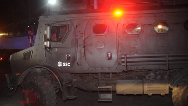 Analizan perfil de sicarios que participaron en el atentado a Omar García Harfuch