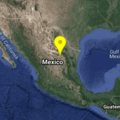 Sismo de magnitud 4.5 sacude Saltillo, Coahuila
