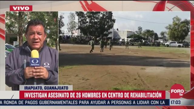 suman 26 muertos por ataque en irapuato