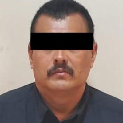 """Juan """"M"""", presunto integrante del Cártel de Tijuana"""