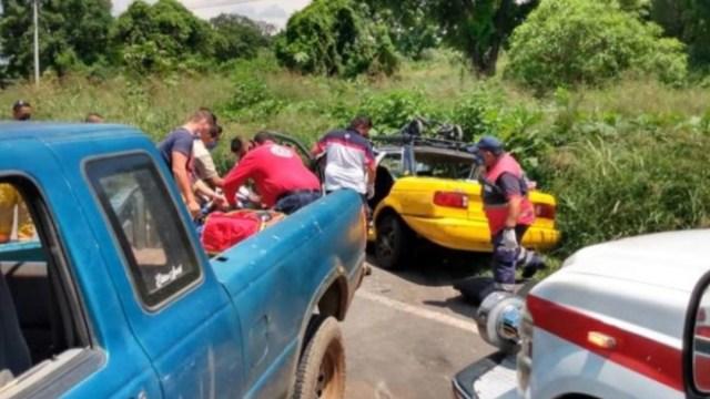 Dos muertos en accidente en Zapotlanejo, Jalisco
