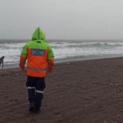 'Hernán' provoca lluvias e inundaciones en costas de Colima y Jalisco