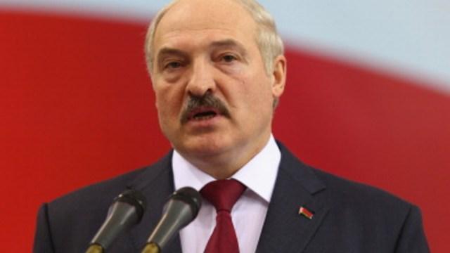 El presidente bielorruso, Alexandr Lukashenko