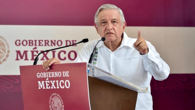 Conferencia Andrés Manuel López Obrador hoy