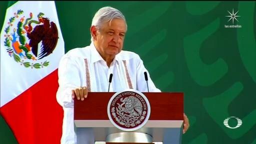 amlo reconoce discrepancias en su gabinete en conferencia en Cajeme, Sonora