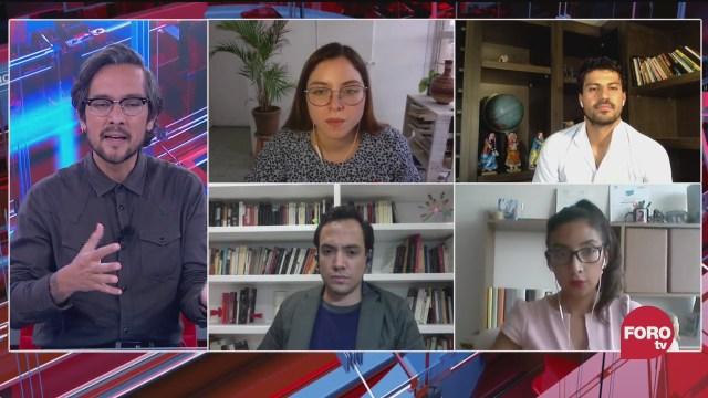 AMLO y Felipe Calderón se enfrentan el análisis en Punto y Contrapunto