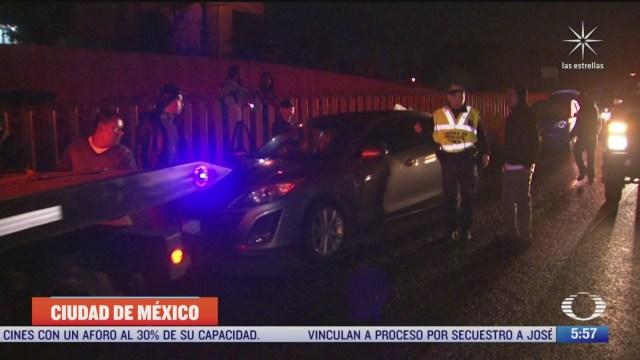 atropellan a elemento de la guardia nacional en la mexico puebla