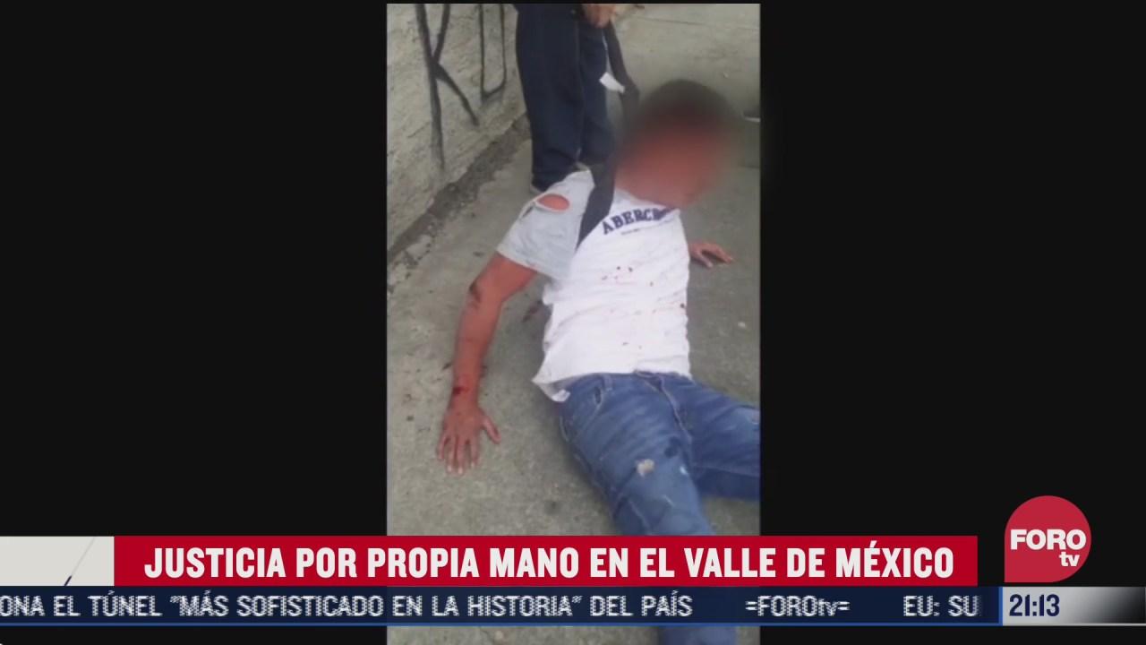 aumentan linchamientos de ladrones en valle de mexico