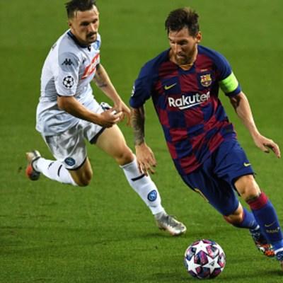 Barcelona y Bayern avanzan a cuartos de Champions con resultados contundentes