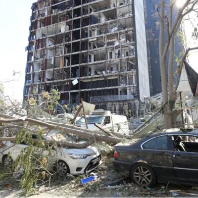 Cifra de muertos por explosión en Beirut asciende 137 y a más de cinco mil los heridos