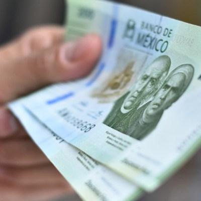 Billetes de 200 pesos