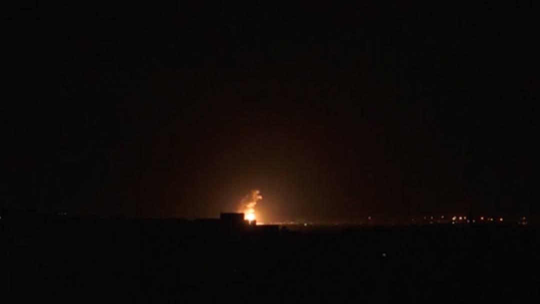 El ejército israelí anunció este sábado por la noche nuevos bombardeos contra posiciones de Hamas en la Franja de Gaza