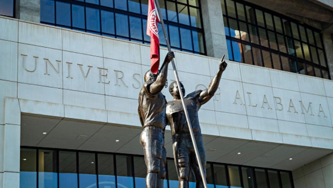 Casos de coronavirus en la Universidad de Alabama