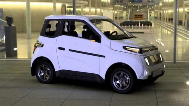 Zetta, el coche eléctrico ruso que costaría 150 mil pesos