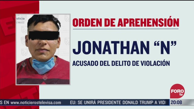 capturan a agresor sexual en iztacalco