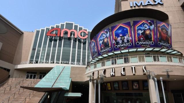 Cine de la cadena AMC en California